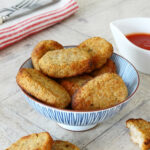 Daddelicious - Cauliflower nuggets for babies
