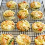 Daddelicious - Smoked salmon egg muffins www.daddelicious.com